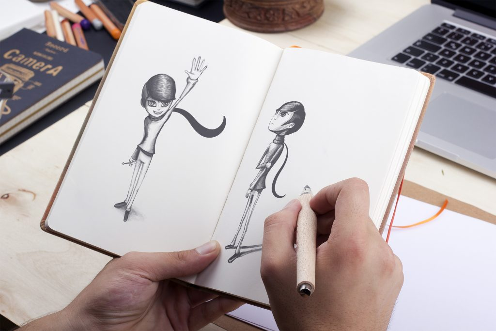 sketch-illustration-book-get-bold-design