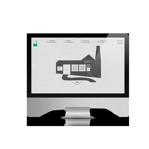 Get Bold design UX UI brasserie