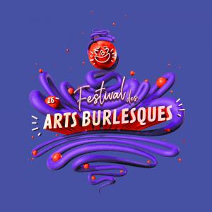 festival des arts burlesques logotype get bold design