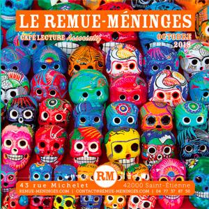 Cover remue méninges octobre get bold design