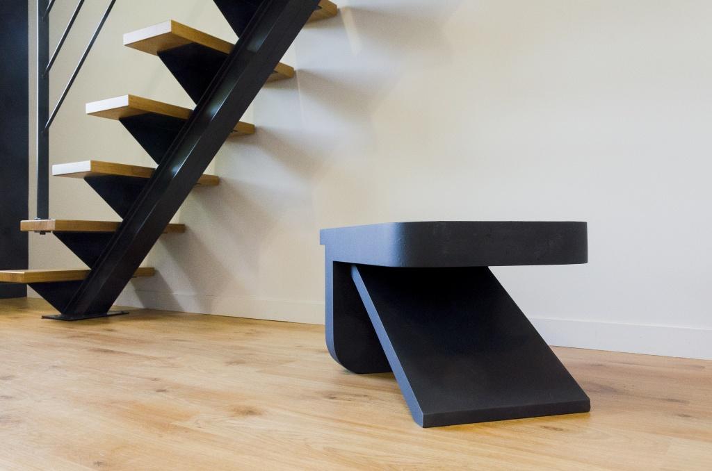 Table basse K design Gaël Barnabé© Get Bold