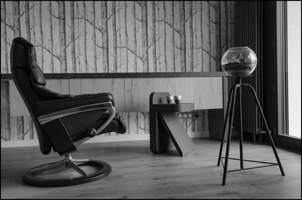 ambiance design Gaël Barnabé© salon