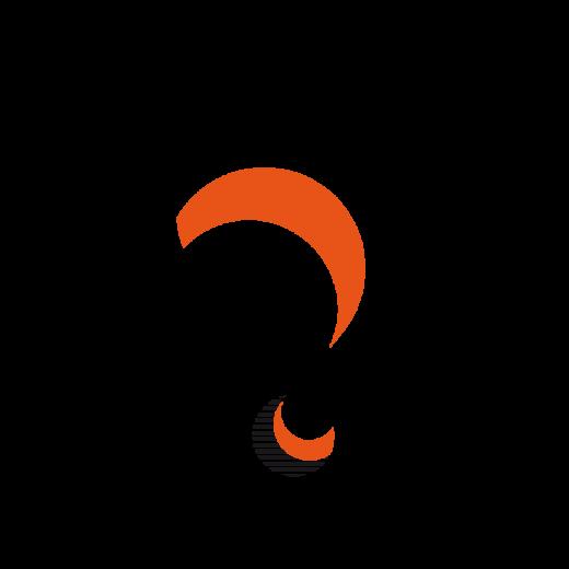 Logo design ckooa get bold insigne decoupe laser